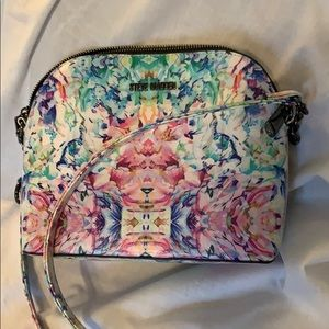 Perfect condition Steve Madden multicolor purse